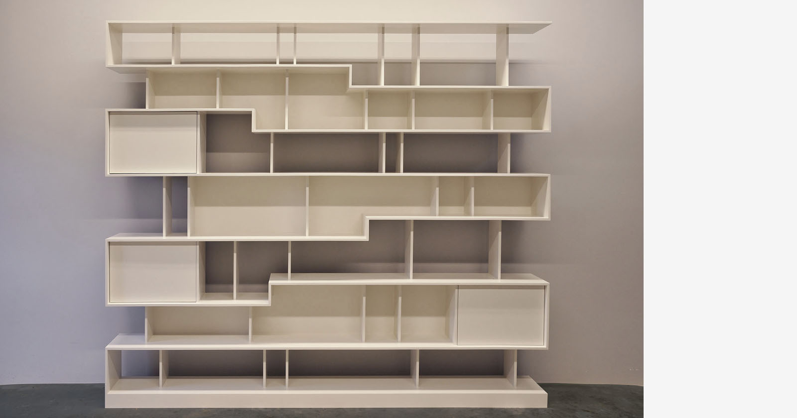 design boekenkast origineel op maat gemaakt